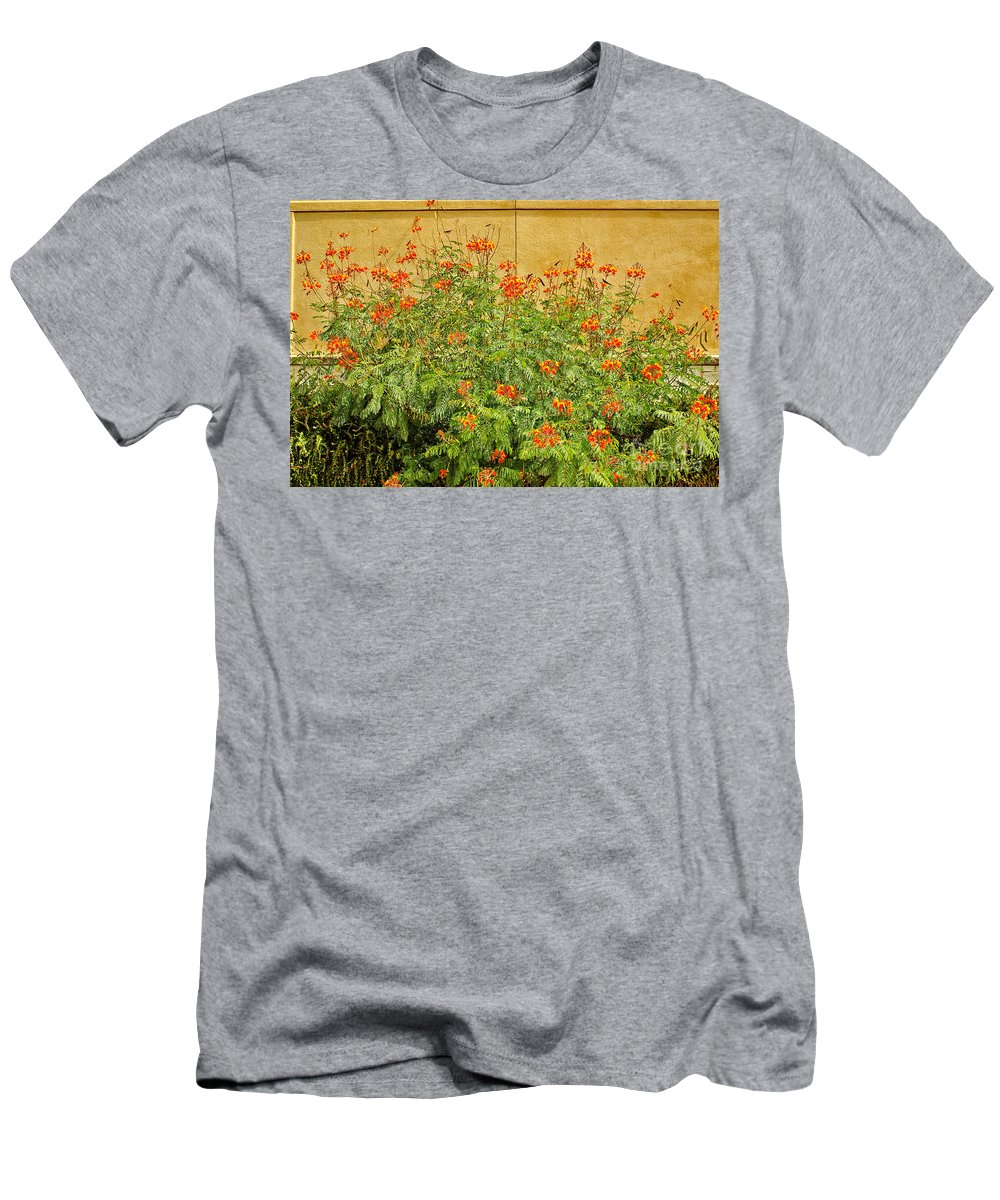 Pride Of Barbados Men's T-Shirt (Athletic Fit) featuring the photograph Pride Of Barbados by Gary Richards