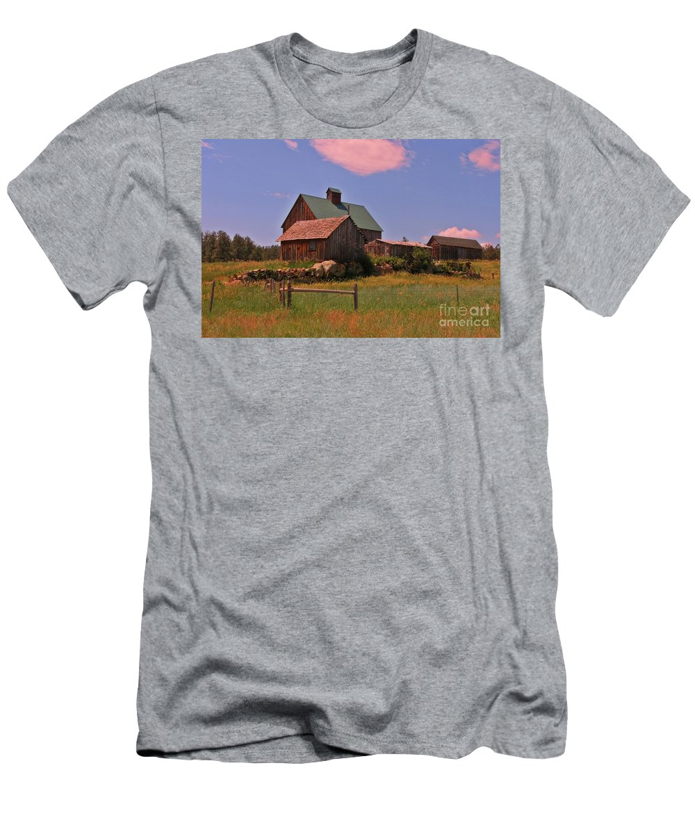 Quiet Too Quiet Men's T-Shirt (Athletic Fit) featuring the photograph Quiet Too Quiet by John Malone