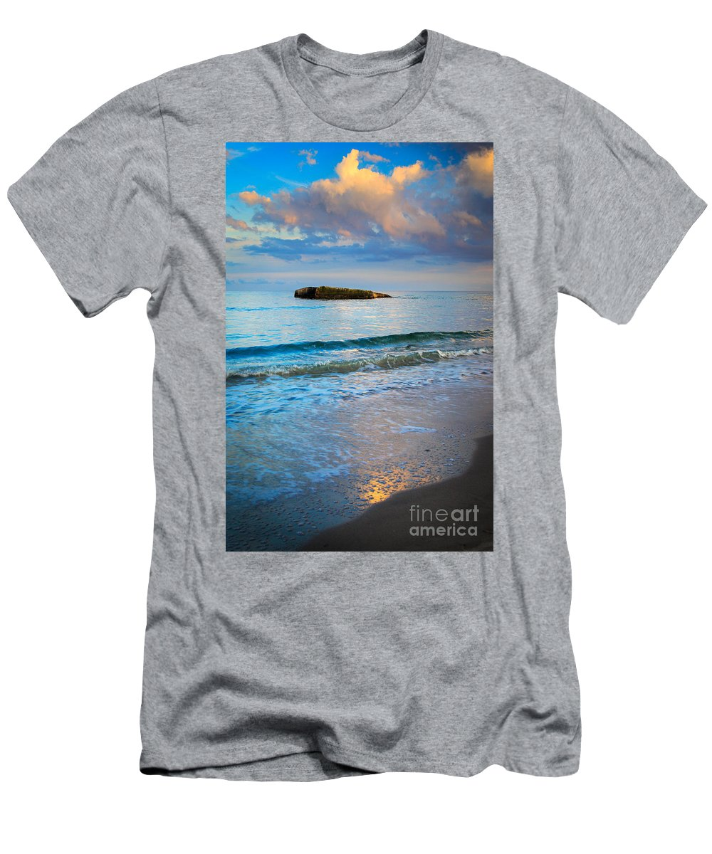 Danish T-Shirt featuring the photograph Skagen Light by Inge Johnsson