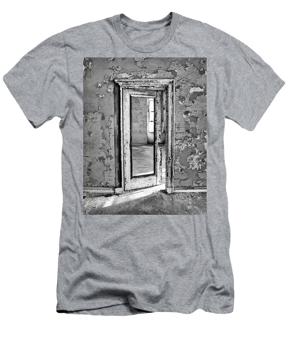 Soledad Men's T-Shirt (Athletic Fit) featuring the photograph Soledad by Dominic Piperata