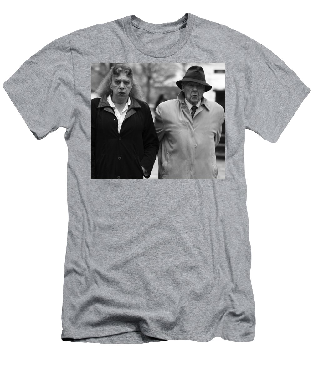 Vancouver Men's T-Shirt (Athletic Fit) featuring the photograph Taken For Slander by The Artist Project