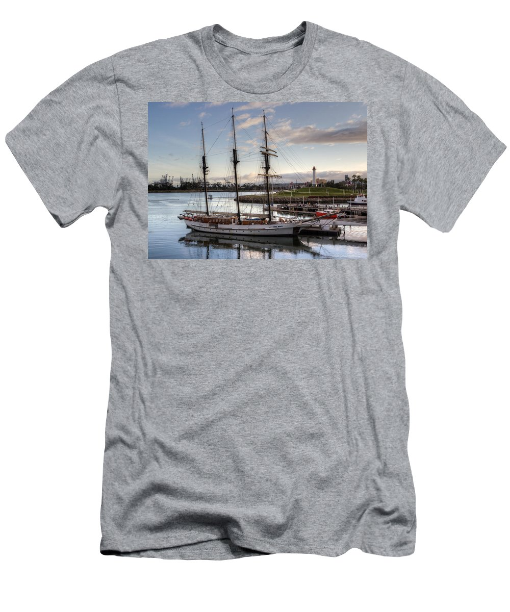 Men's T-Shirt (Athletic Fit) featuring the photograph Tole Mour For Sale by Heidi Smith