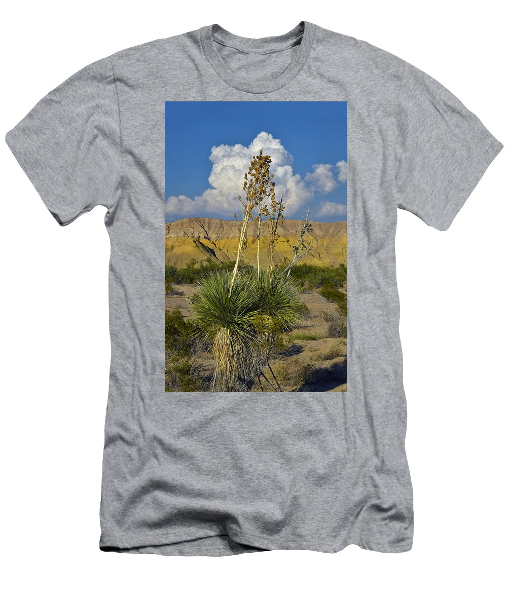 Weishaupt Men's T-Shirt (Athletic Fit) featuring the photograph Weishaupt by Skip Hunt