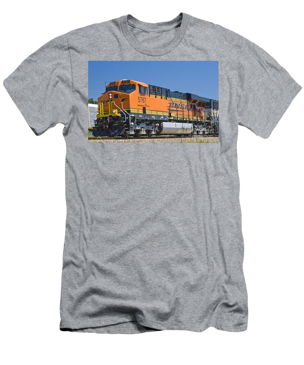 Bnsf Es44ac Men's T-Shirt (Athletic Fit)