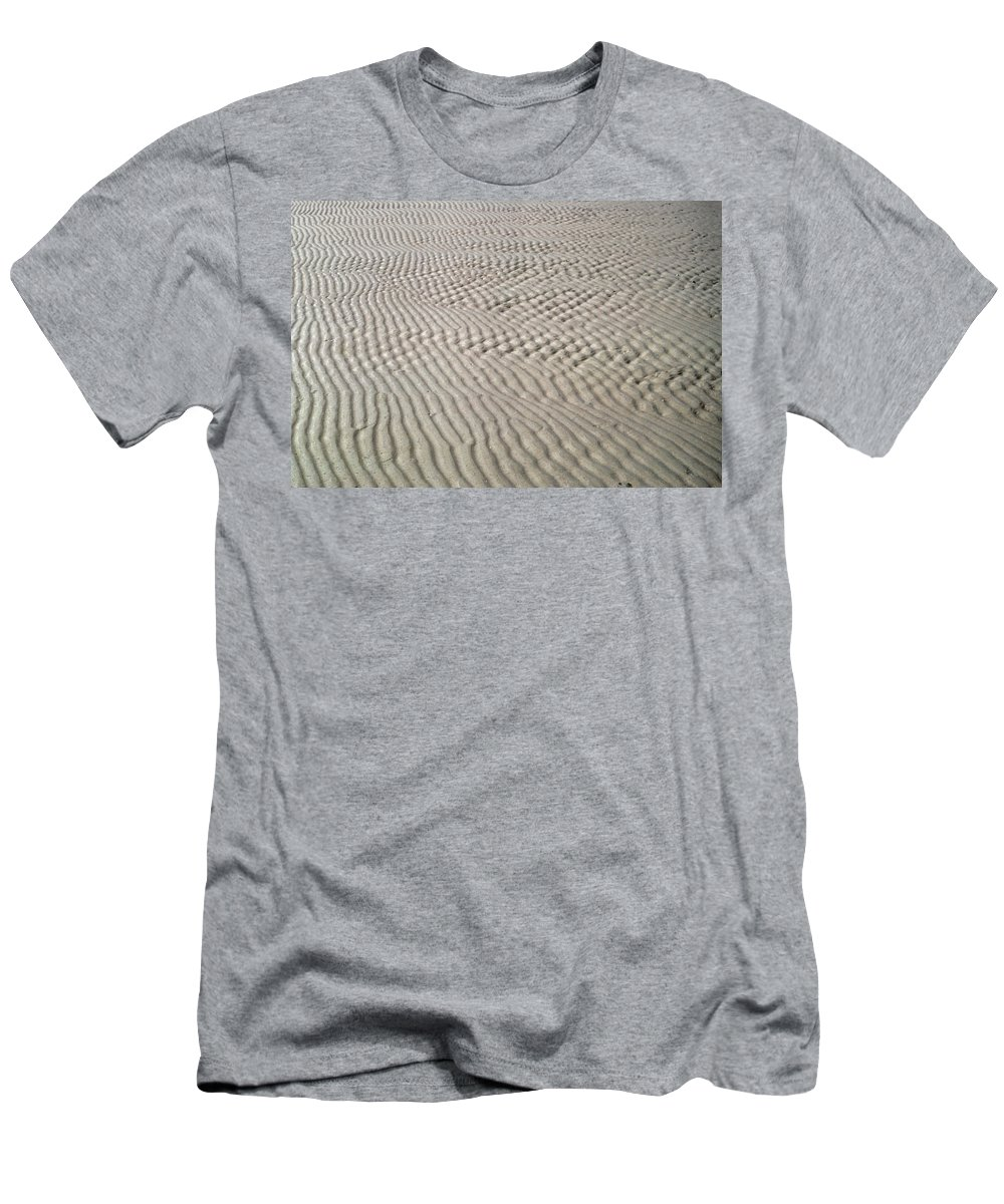20th Century Men's T-Shirt (Athletic Fit) featuring the photograph Galveston: Beach by Granger