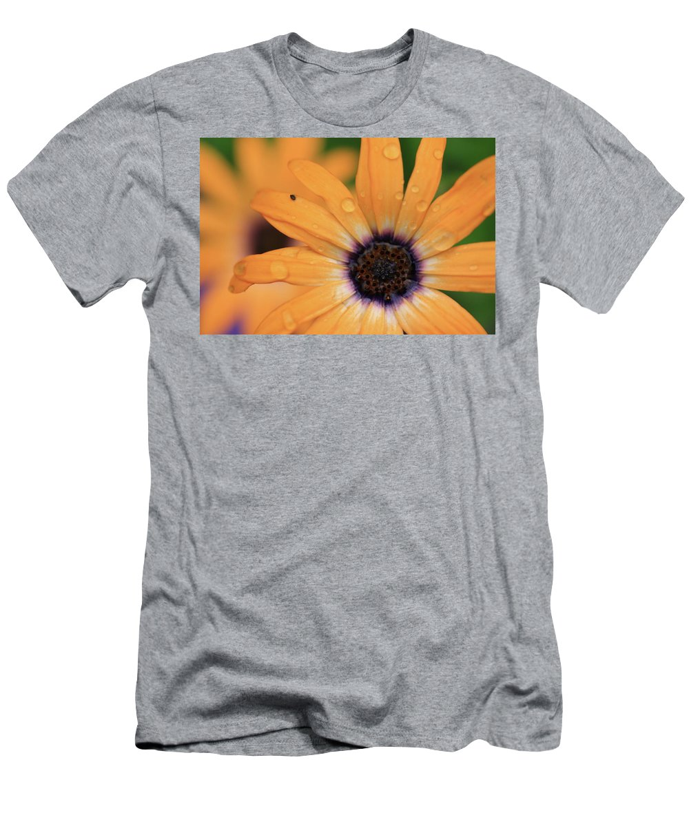 Flowers Men's T-Shirt (Athletic Fit) featuring the photograph Untitled by Rick Berk