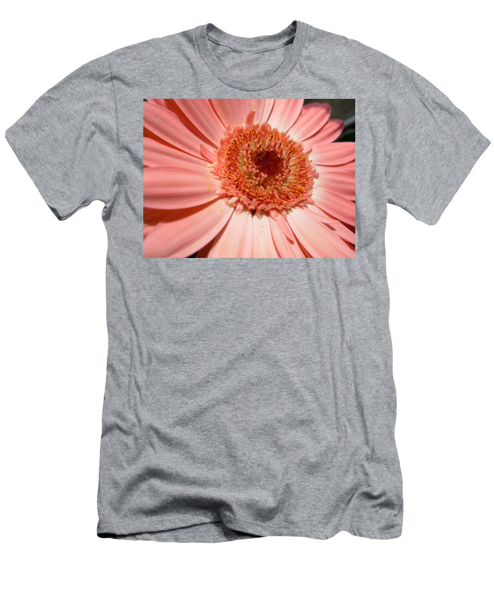 Gerbera Photographs Men's T-Shirt (Athletic Fit) featuring the photograph 1214 by Kimberlie Gerner