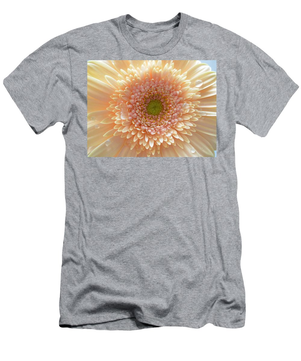 Gerbera Photographs Men's T-Shirt (Athletic Fit) featuring the photograph 1480 by Kimberlie Gerner