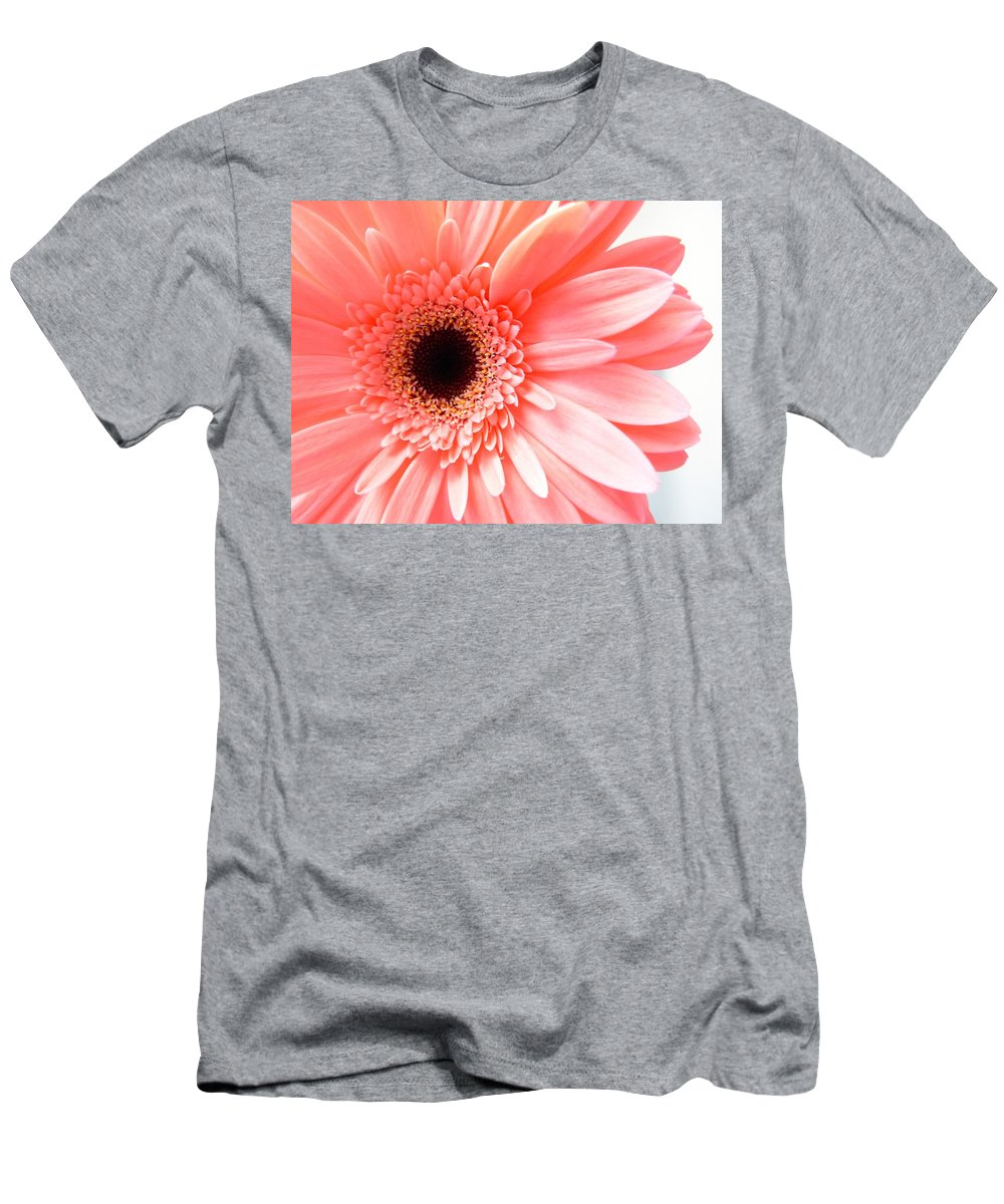Gerbera Photographs Men's T-Shirt (Athletic Fit) featuring the photograph 1631c by Kimberlie Gerner