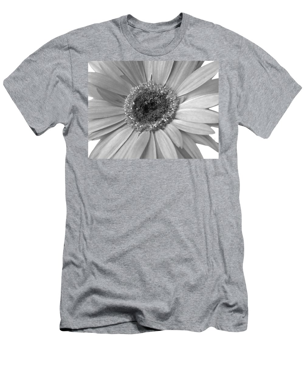 Gerbera Photographs Men's T-Shirt (Athletic Fit) featuring the photograph 5540c6 by Kimberlie Gerner