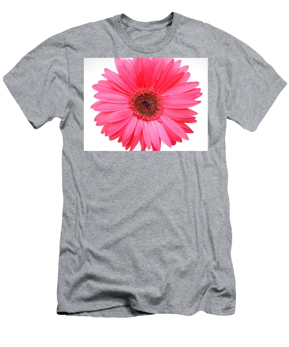 Gerbera Photographs Men's T-Shirt (Athletic Fit) featuring the photograph 5557 by Kimberlie Gerner
