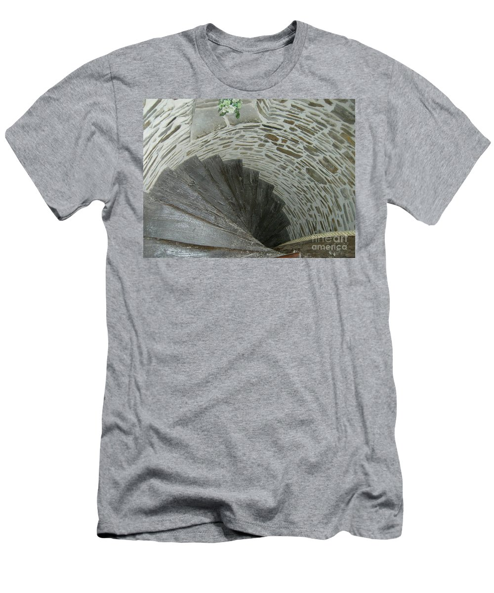 Gap Men's T-Shirt (Athletic Fit) featuring the photograph Mind The Gap....s by Donato Iannuzzi