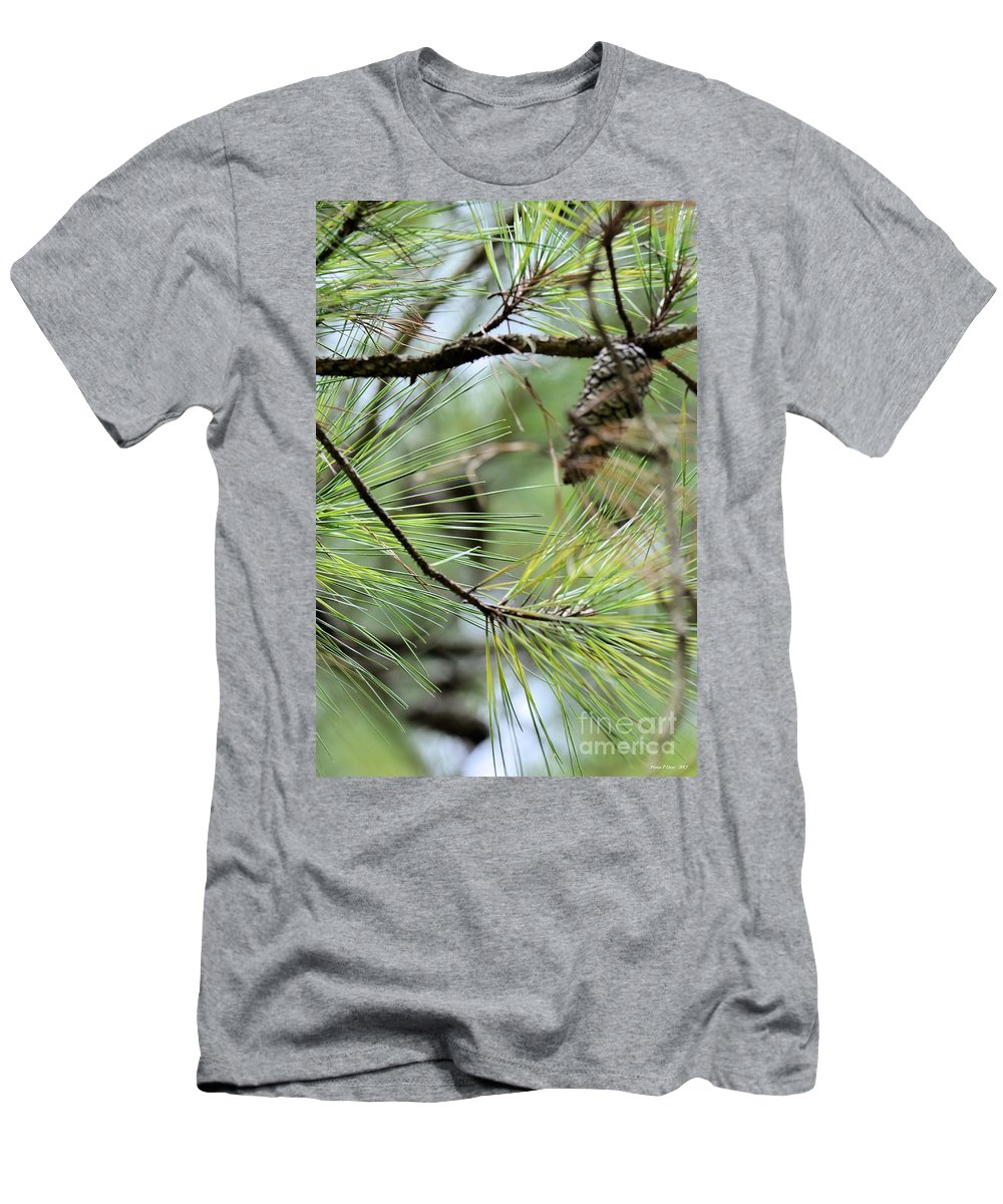 One Men's T-Shirt (Athletic Fit) featuring the photograph One In The Midst by Maria Urso