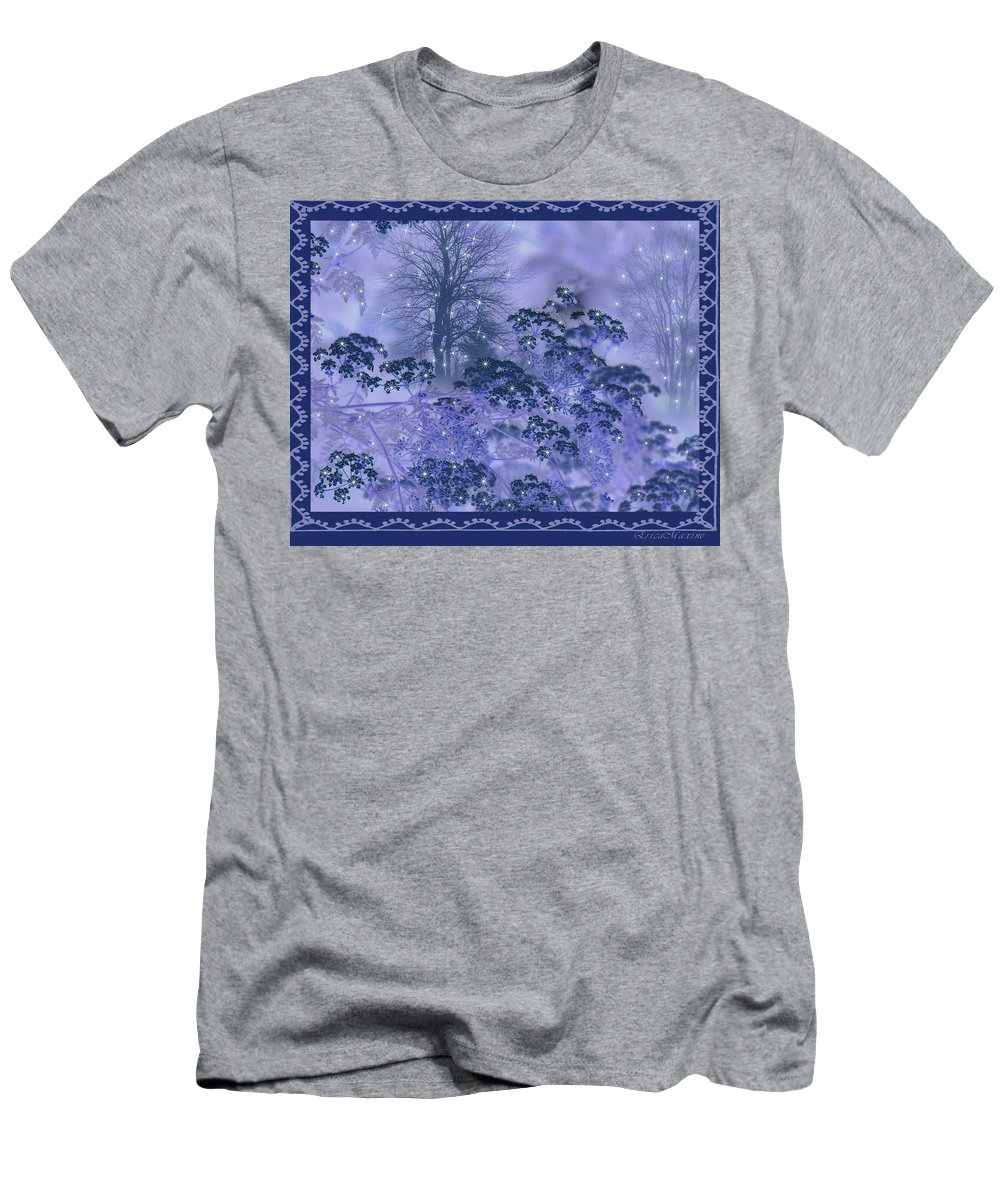 Ericamaxine Men's T-Shirt (Athletic Fit) featuring the photograph Time To Celebrate by Ericamaxine Price
