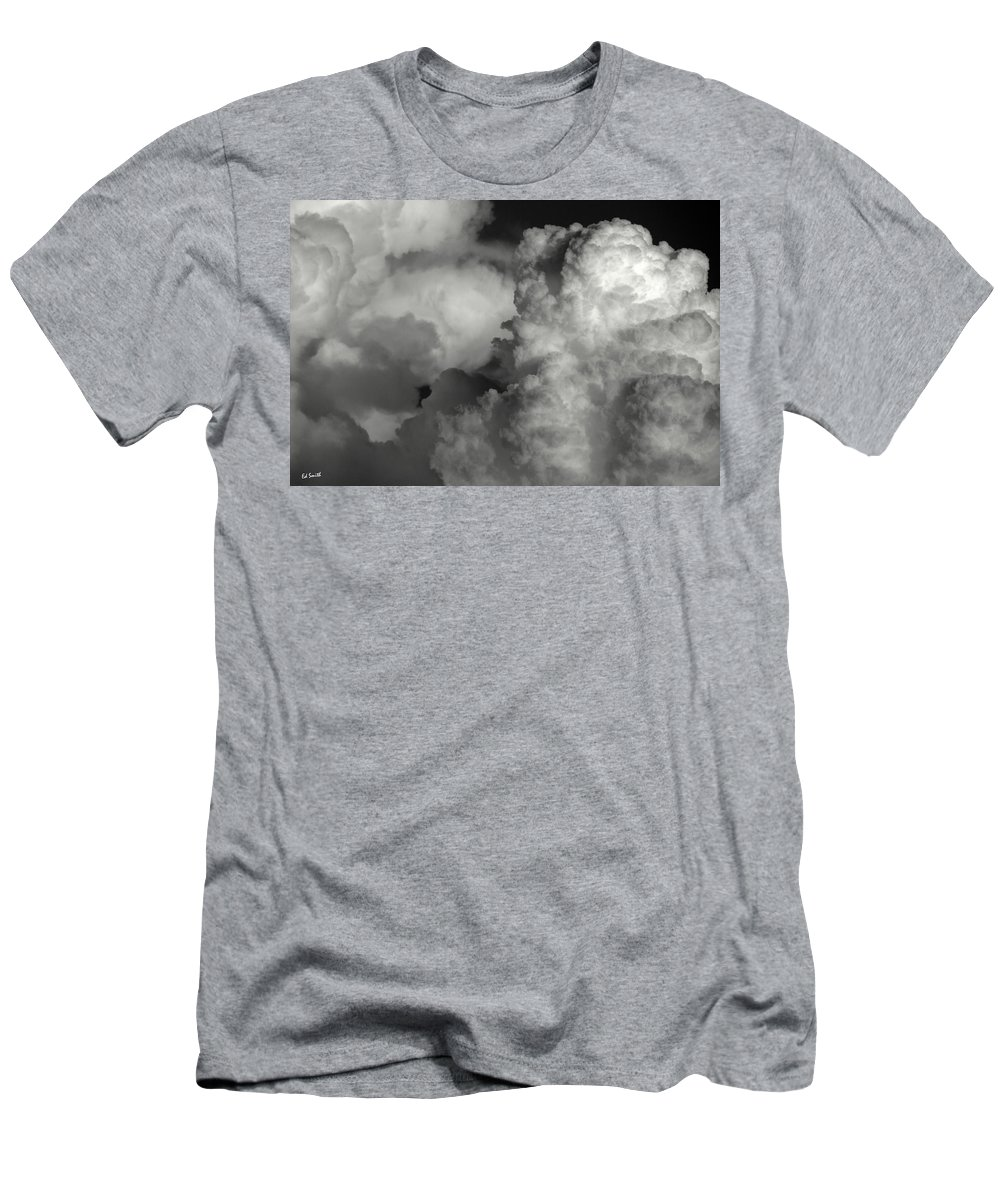 Touch Me Men's T-Shirt (Athletic Fit) featuring the photograph Touch Me by Ed Smith