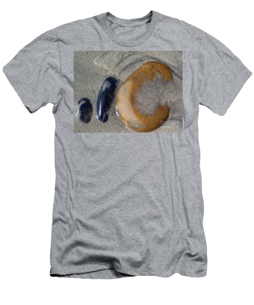 Ocean Men's T-Shirt (Athletic Fit) featuring the photograph Trinity Alignment by Brian Commerford