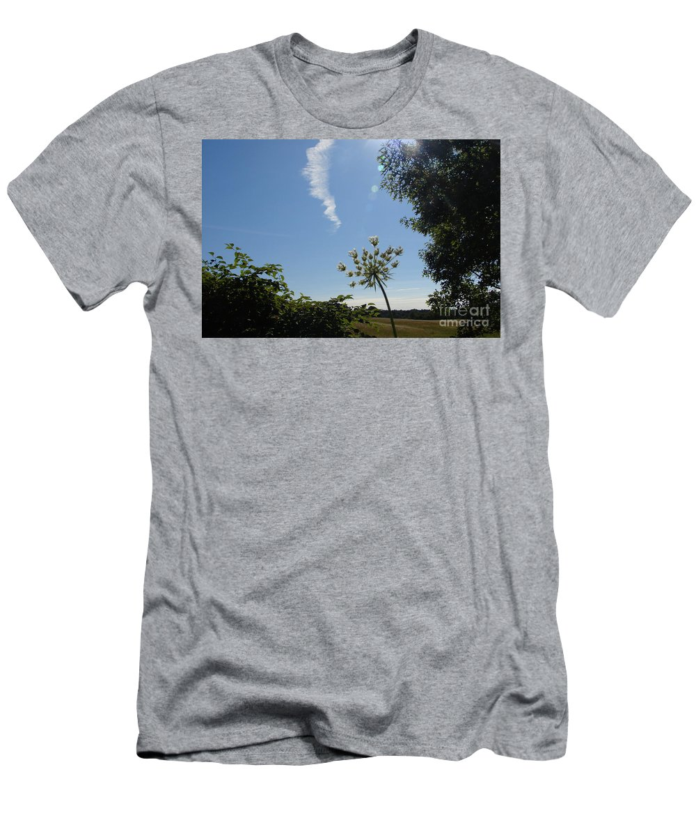Worship Men's T-Shirt (Athletic Fit) featuring the photograph Worship by Priscilla Richardson