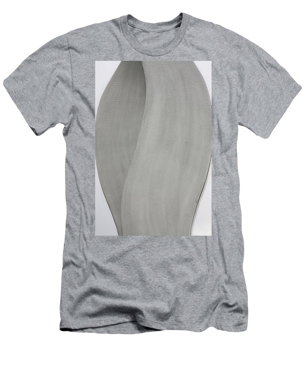 Abstracts Men's T-Shirt (Athletic Fit) featuring the photograph Abstract One Fine Art by James BO Insogna