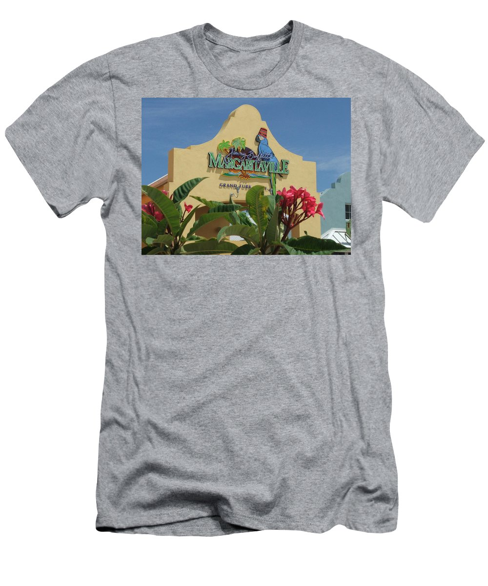 Margerita Men's T-Shirt (Athletic Fit) featuring the photograph Daydreaming by Robert Meanor