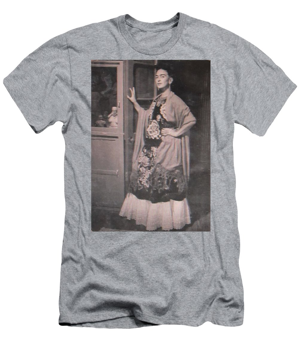5e43c754f Frida Kahlo T-Shirt for Sale by Donna Wilson