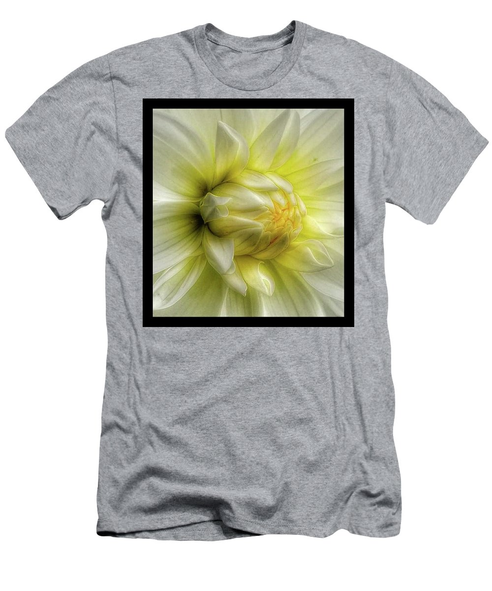 Men's T-Shirt (Athletic Fit) featuring the photograph Macro by James Caine