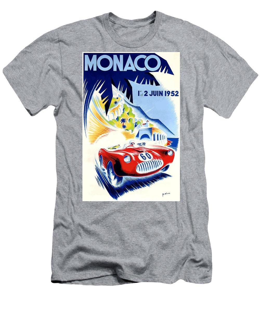 McLaren Greetings From Monaco T-Shirt Tee Top F1