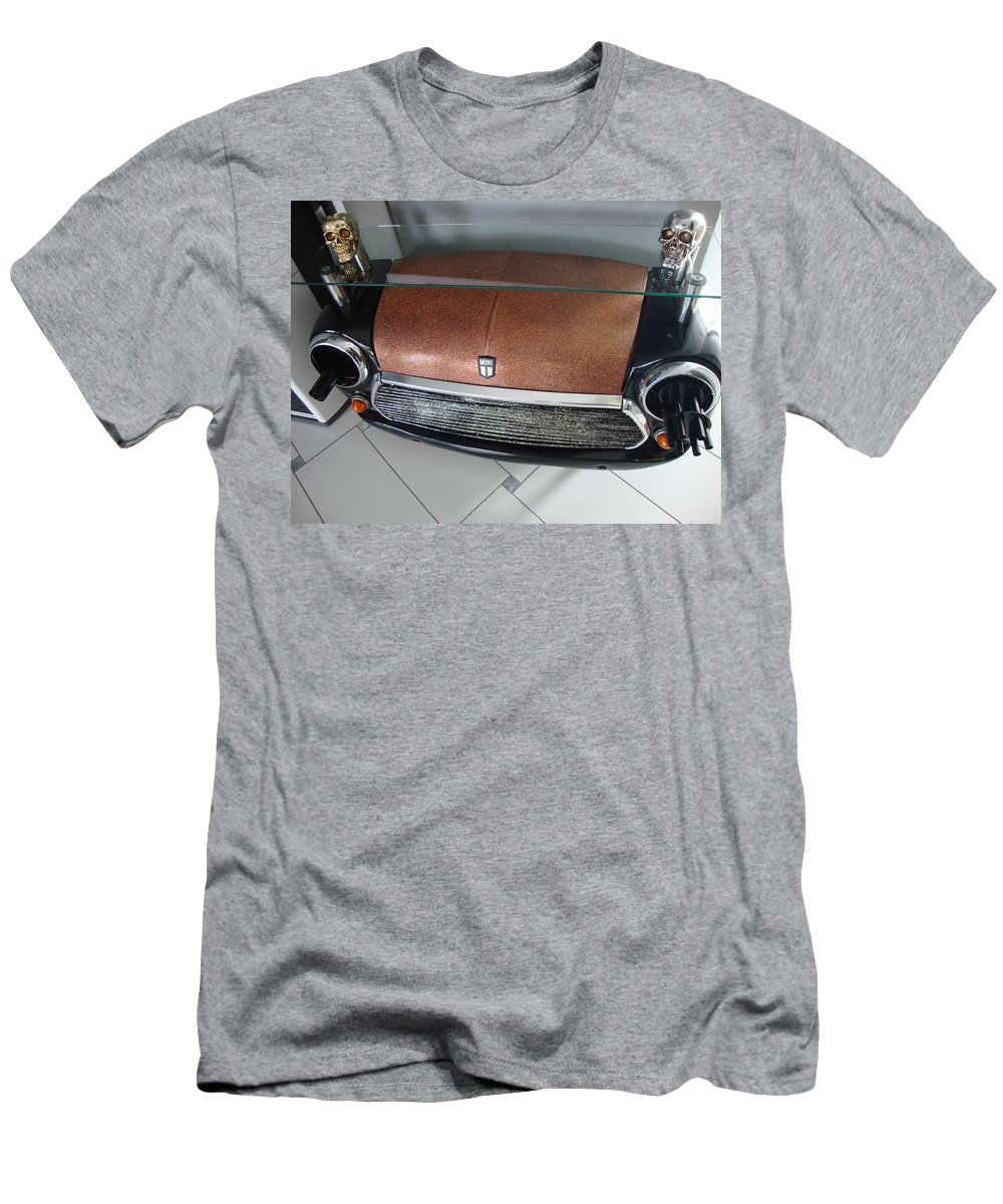 Men's T-Shirt (Athletic Fit) featuring the sculpture Mini 007 by Rudy Gauthier