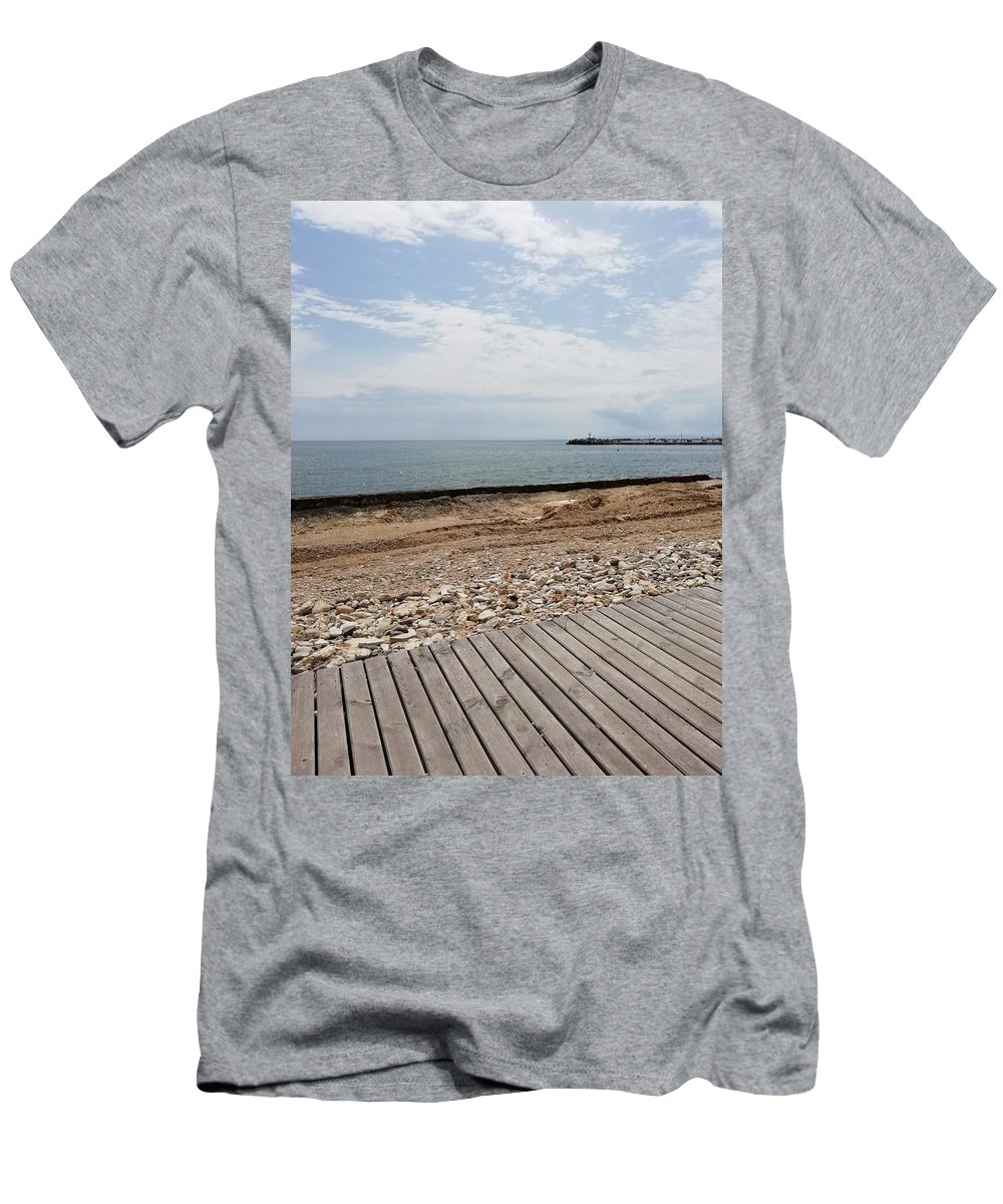 Men's T-Shirt (Athletic Fit) featuring the photograph Nature In Bulgaria by Daniela Buciu