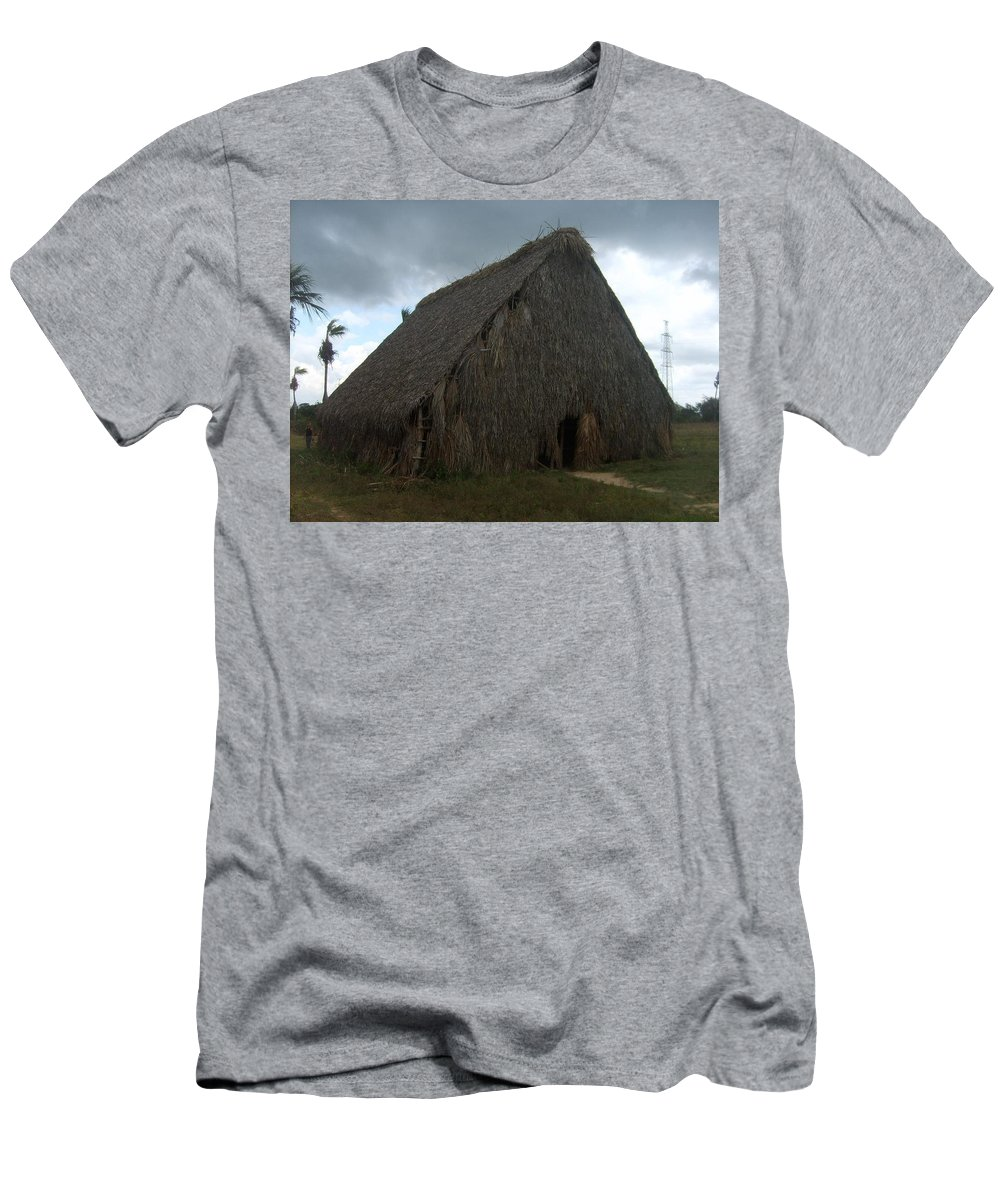Vinales Men's T-Shirt (Athletic Fit) featuring the photograph Pinar Del Rio - Cuba by Olukunle Adeleke