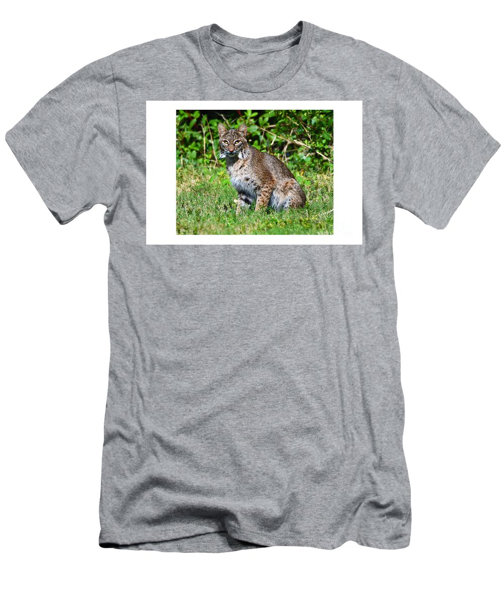 Men's T-Shirt (Athletic Fit) featuring the photograph 9701 by Don Solari