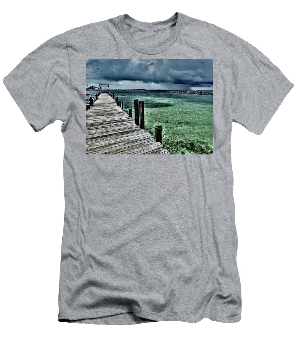 Caribbean T-Shirt featuring the photograph Abaco Islands, Bahamas by Cindy Ross