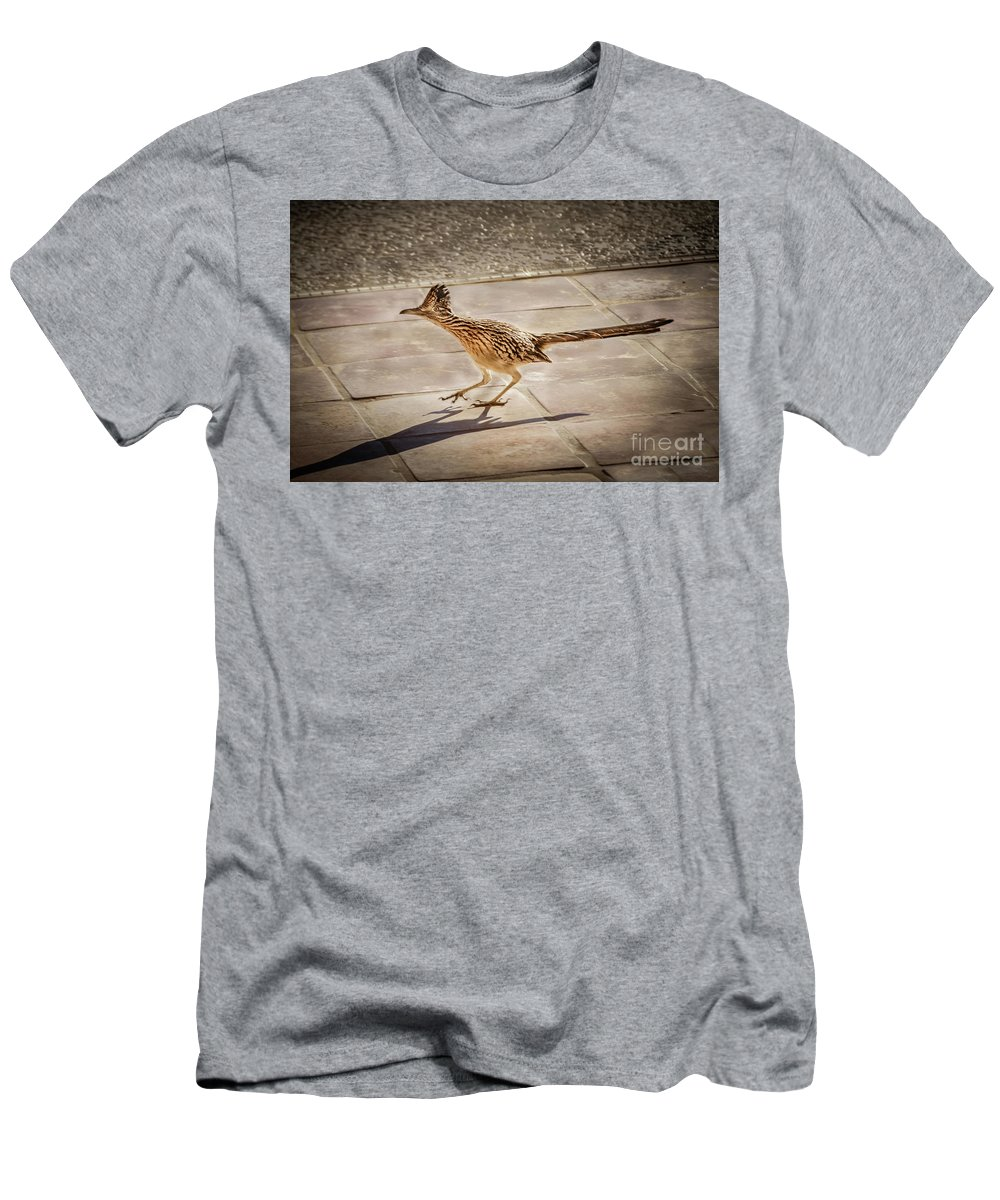 Geococcyx Photographs T-Shirts