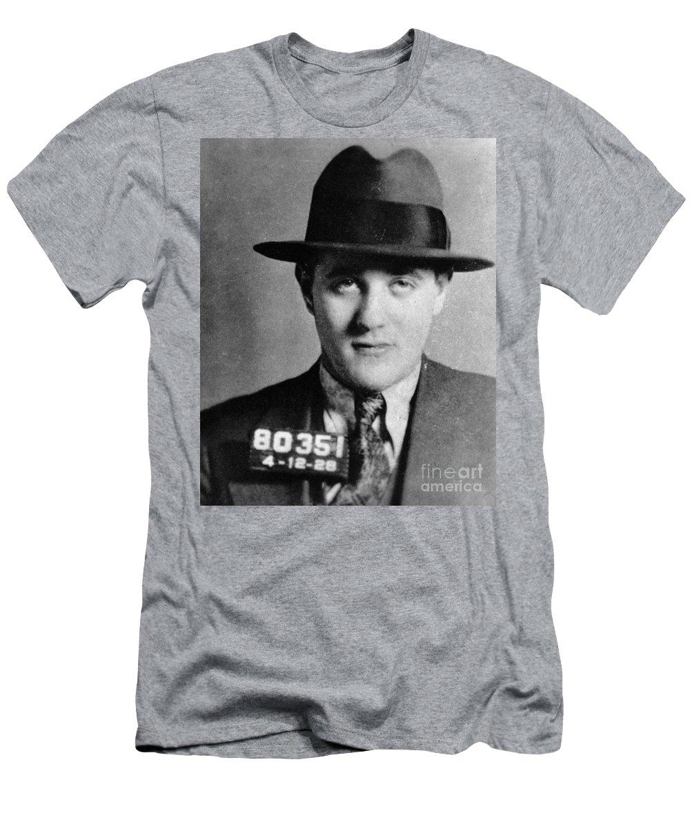 benjamin bugsy siegel t shirt for sale by granger