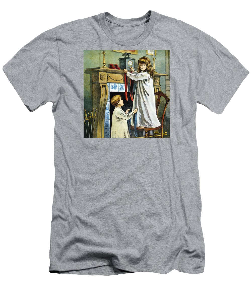 Twas The Night Before Christmas T Shirts Fine Art America