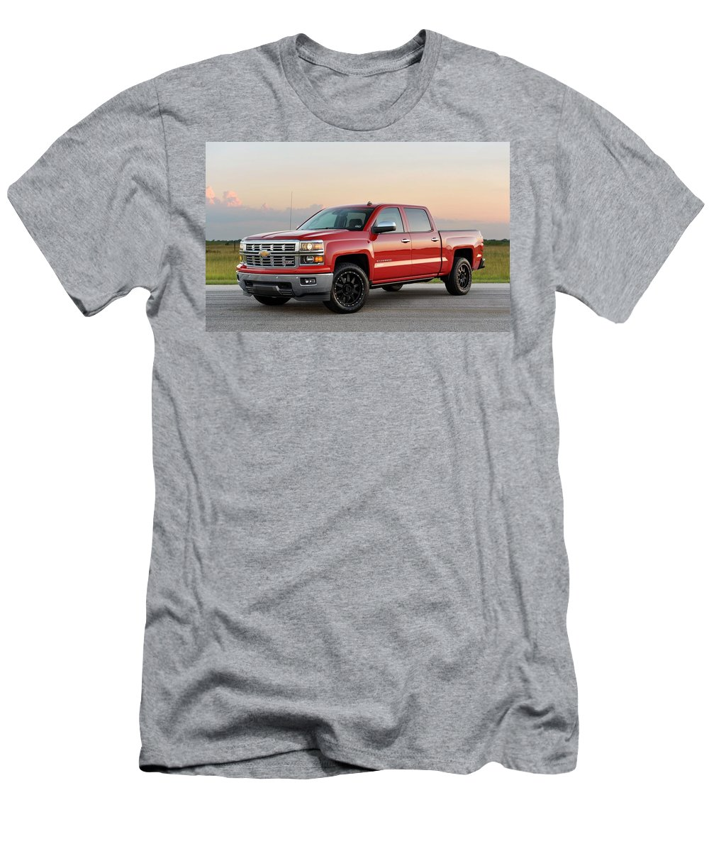 Chevrolet T-Shirt featuring the photograph Chevrolet by Jackie Russo
