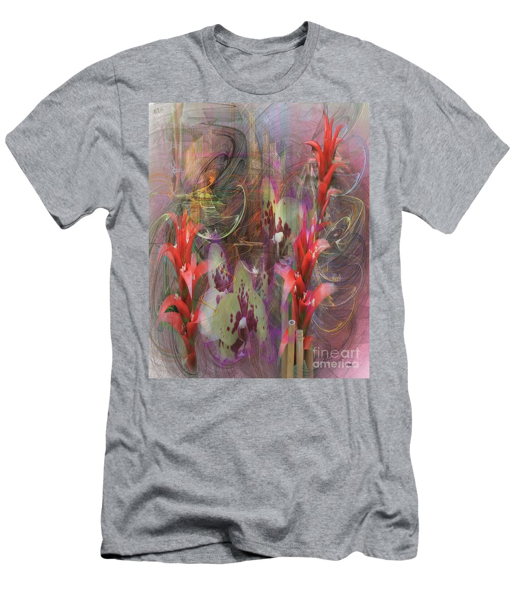 Chosen Ones Men's T-Shirt (Athletic Fit) featuring the digital art Chosen Ones by John Beck