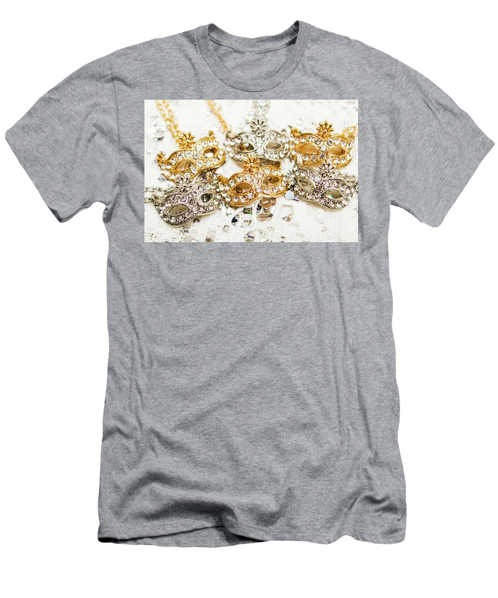 Luxury Men's T-Shirt (Athletic Fit) featuring the photograph Diamond Party by Jorgo Photography - Wall Art Gallery