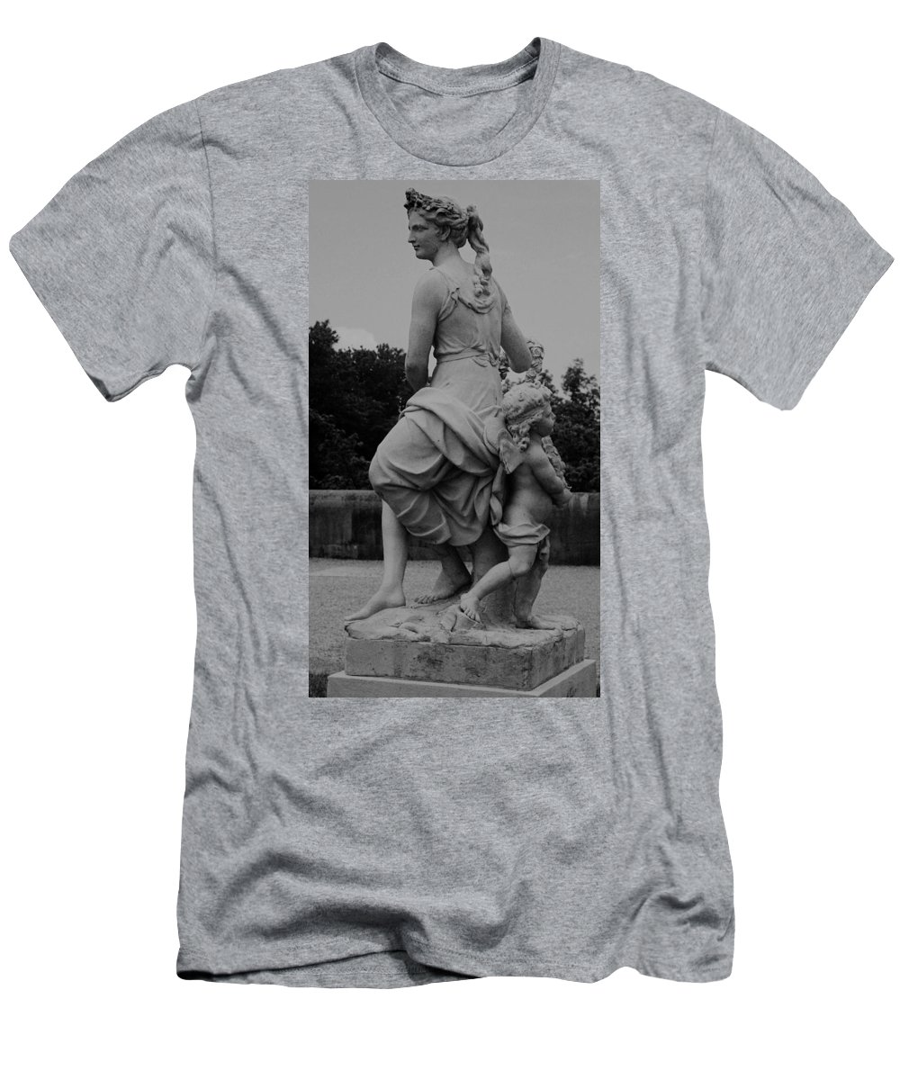 Figurative Men's T-Shirt (Athletic Fit) featuring the painting Diana by Eric Schiabor