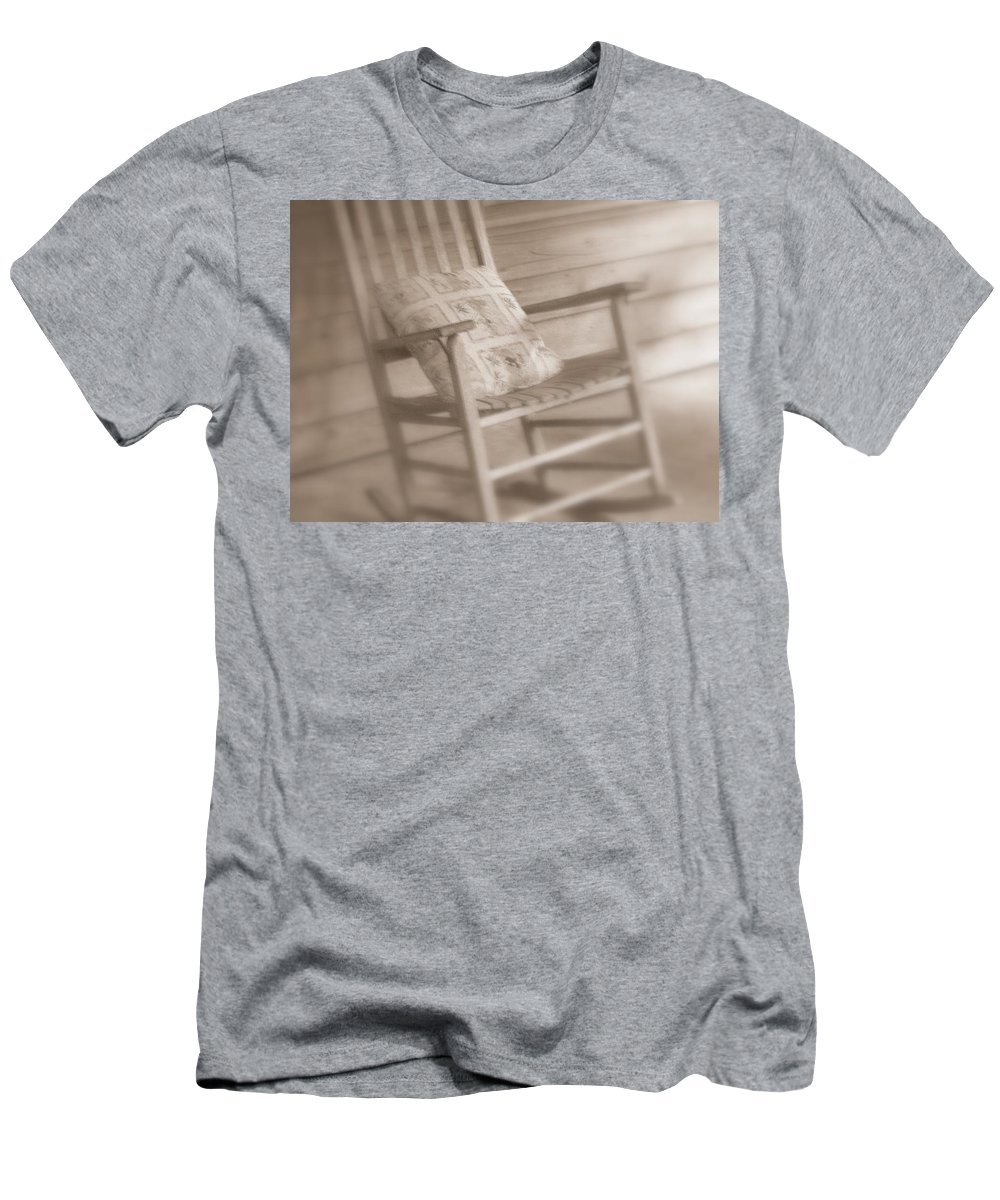 Chair Men's T-Shirt (Athletic Fit) featuring the photograph Dream Time by Susanne Van Hulst