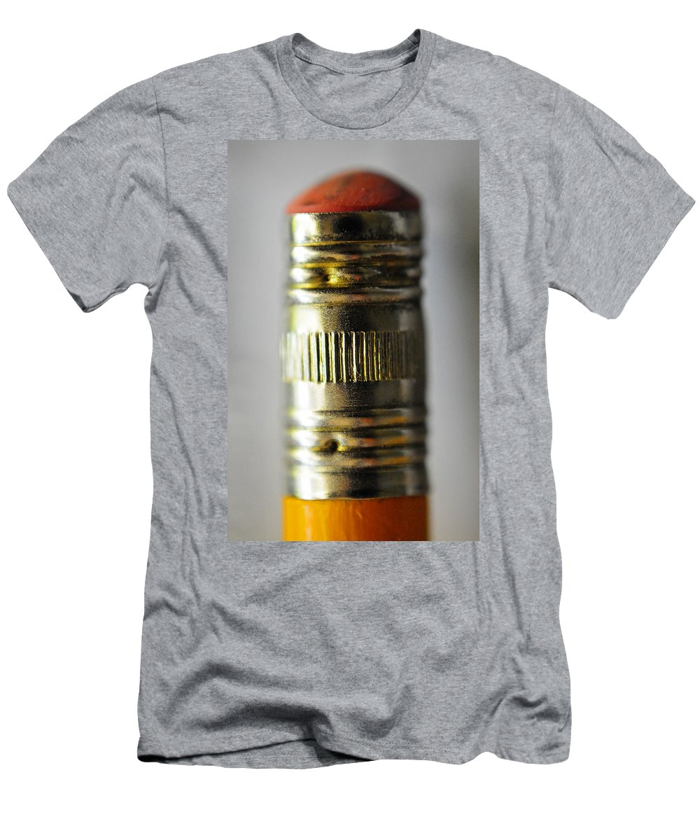 Skip Hunt Men's T-Shirt (Athletic Fit) featuring the photograph Eraserhead by Skip Hunt