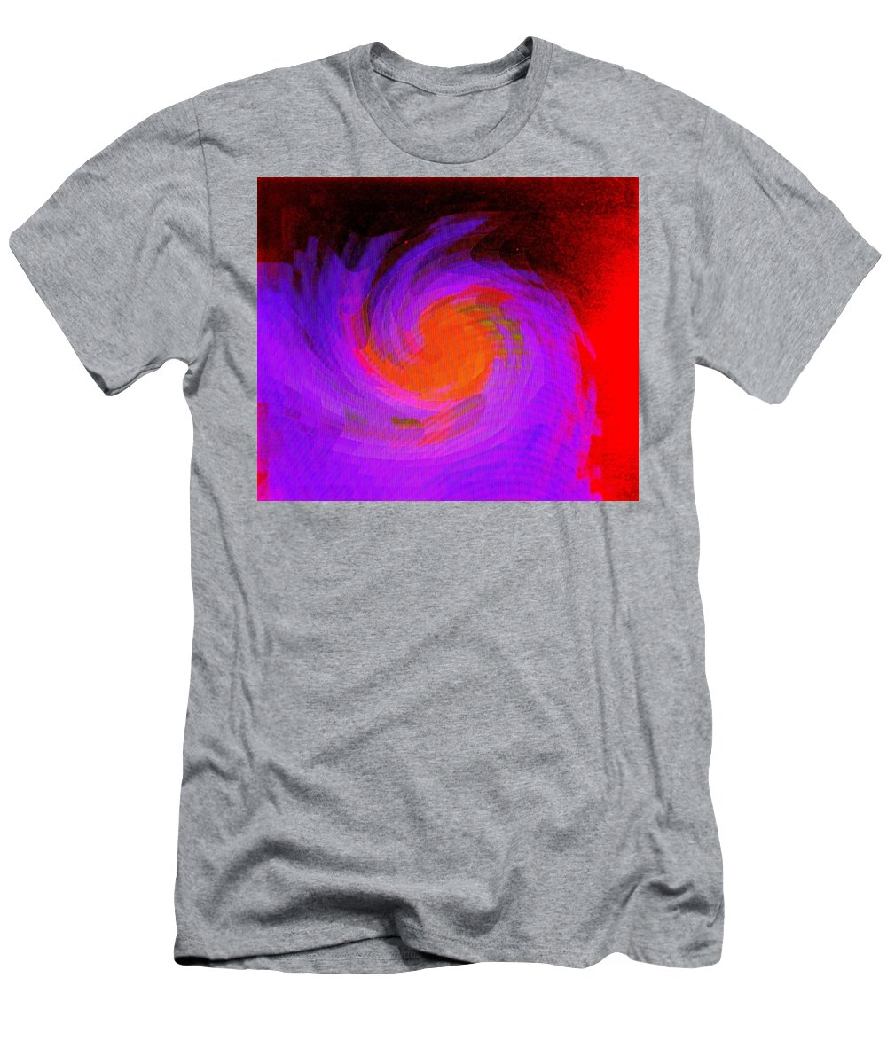 Abstract T-Shirt featuring the digital art Escape by Ian MacDonald
