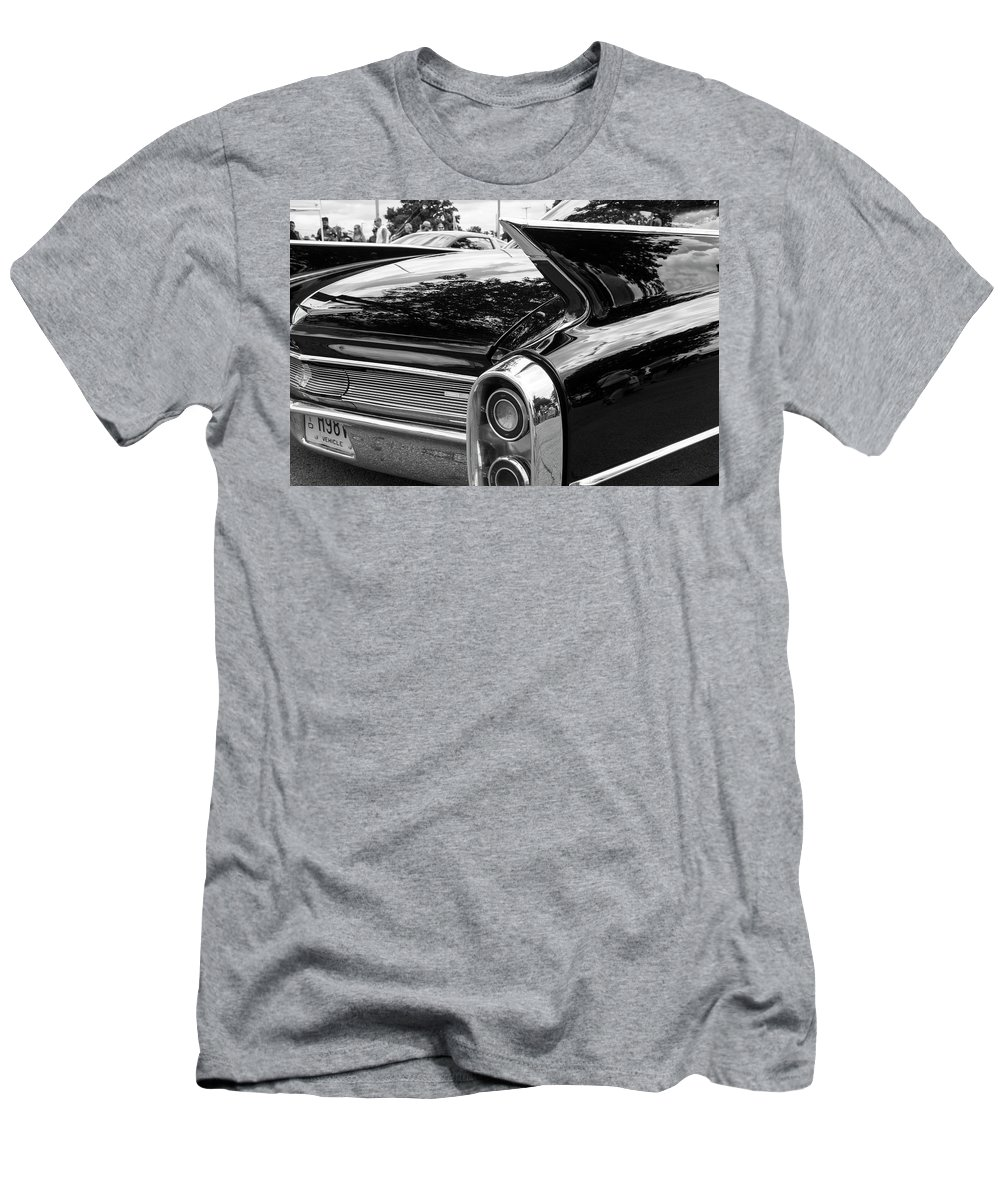 Digital Men's T-Shirt (Athletic Fit) featuring the photograph Fins 2 by Jeff Roney