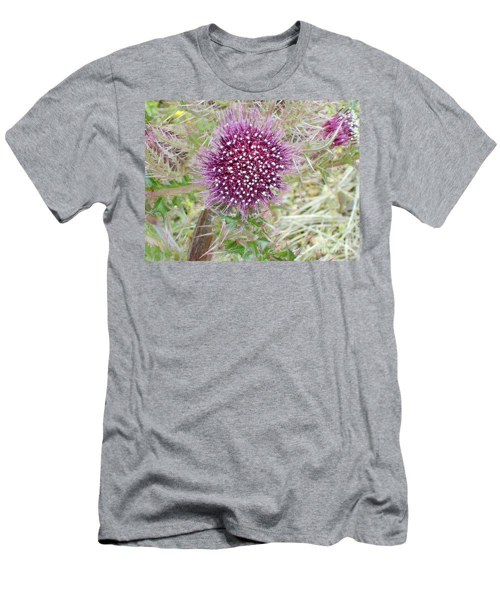 Flower Photograph Men's T-Shirt (Athletic Fit) featuring the photograph Flower Photograph by Catherine Lott