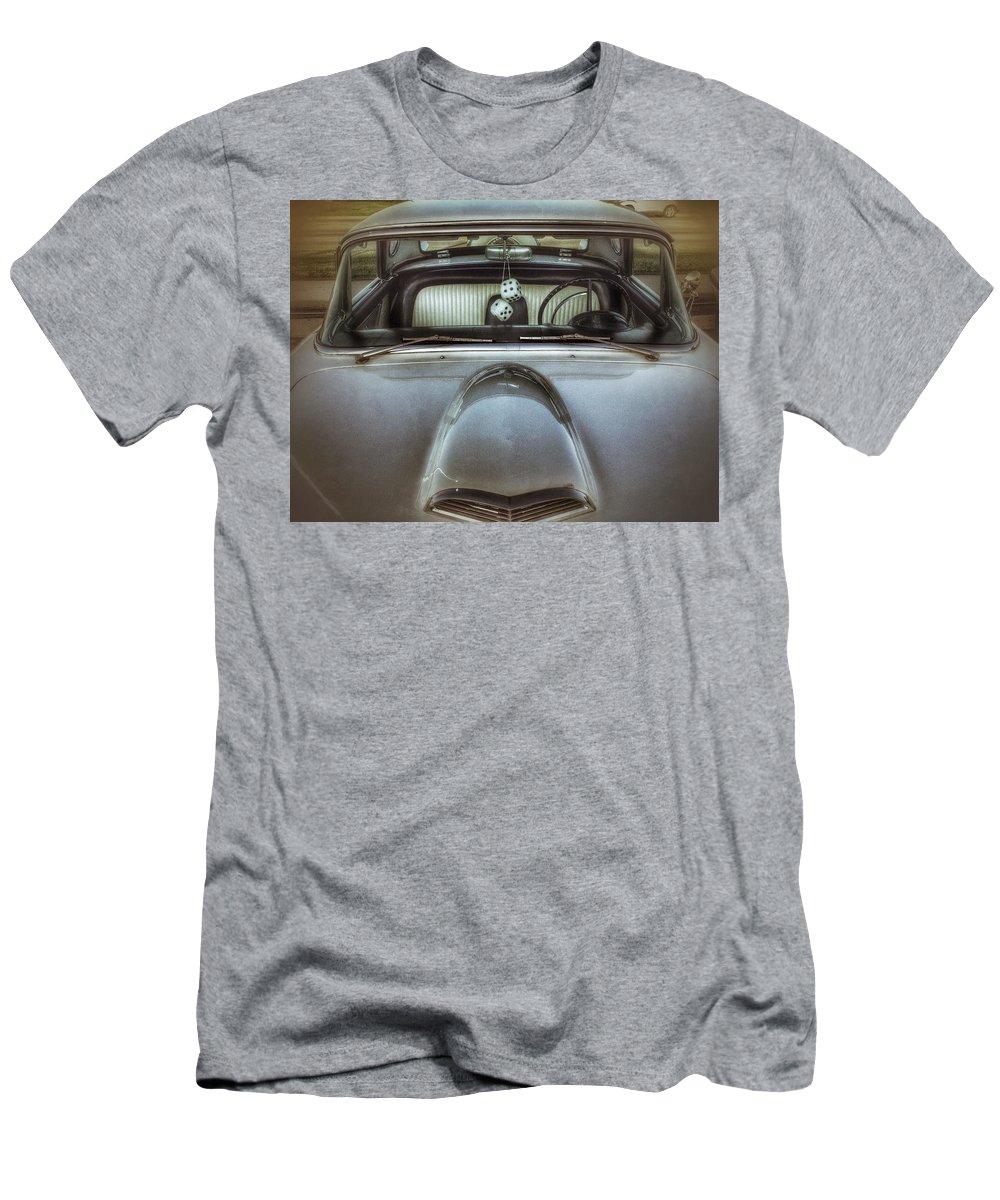Steering Wheel Photographs T-Shirts