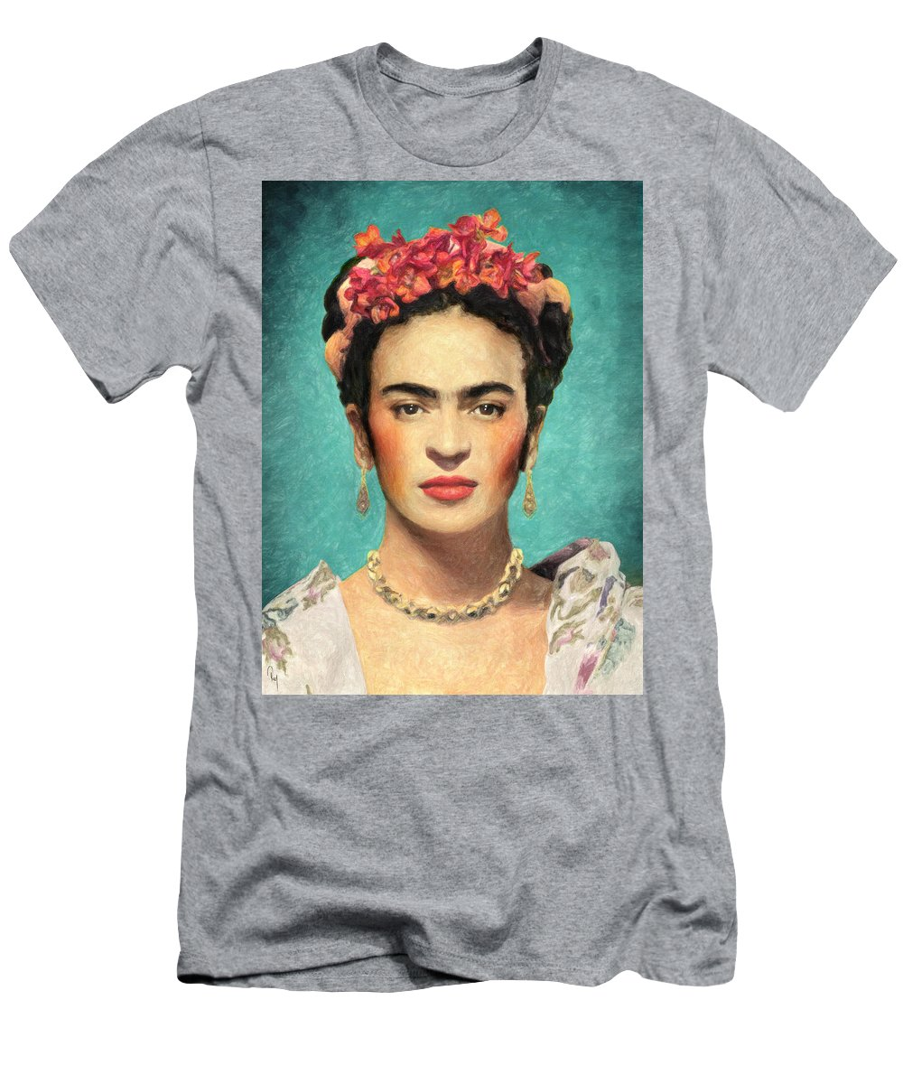 81aefa765 Frida Kahlo T-Shirt for Sale by Zapista Zapista