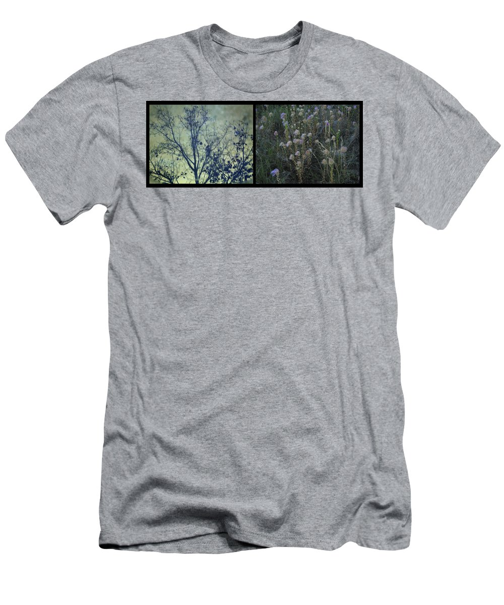 God Men's T-Shirt (Athletic Fit) featuring the photograph God by James W Johnson