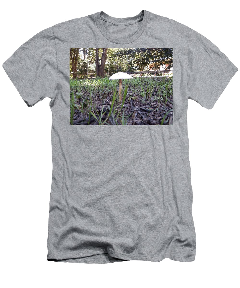 Men's T-Shirt (Athletic Fit) featuring the photograph Gullivers' 2 by Mark Dibble