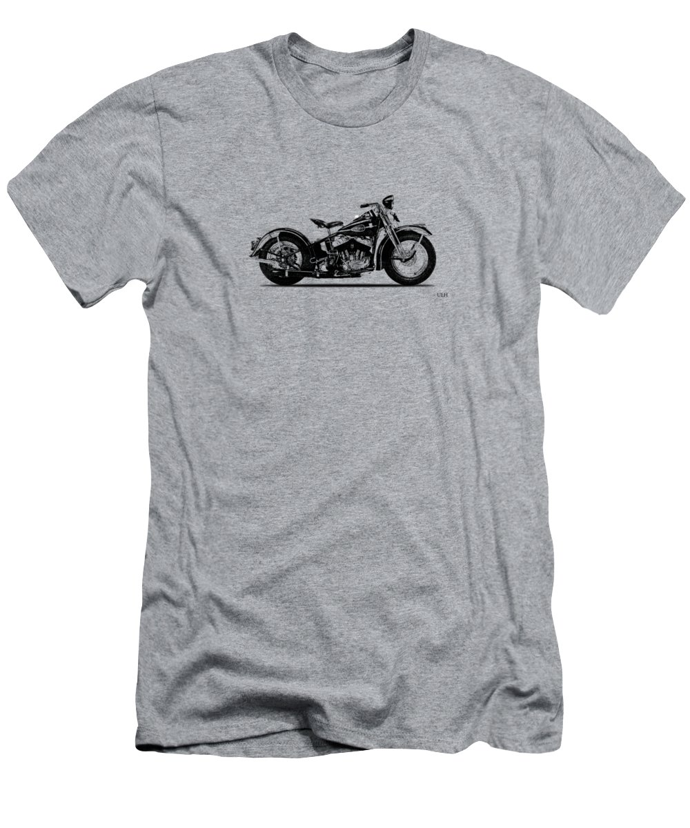 Harley Davidson Ulh 1941 Men's T-Shirt (Athletic Fit)