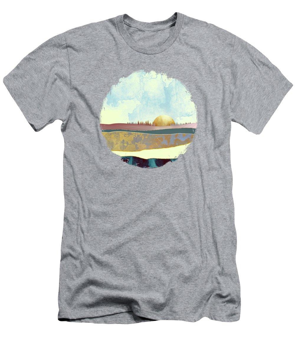 Landscapes Slim Fit T-Shirts
