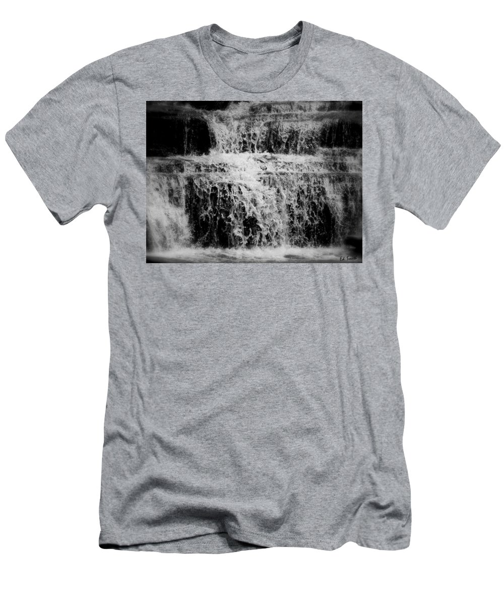 Icing On The Cake Men's T-Shirt (Athletic Fit) featuring the photograph Icing On The Cake by Ed Smith